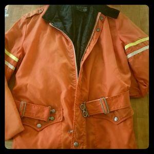 Mens 70's cycling jacket